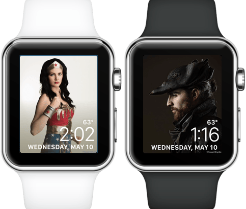 Apple Watch Cosplay