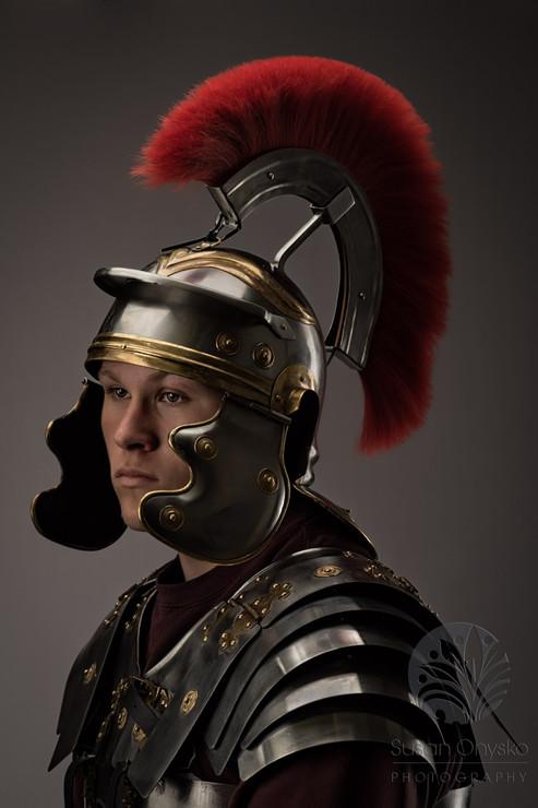 Roman Centurion Cosplay