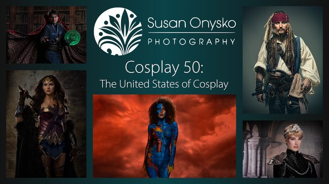 Cosplay 50: The United States of Cosplay
