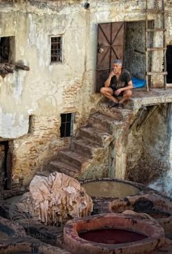 """""""Break Time"""", Morocco 2010"""