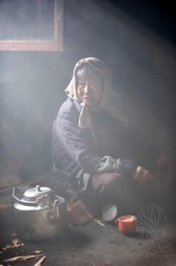"""""""Kitchen Light"""", Bhutan 2009"""