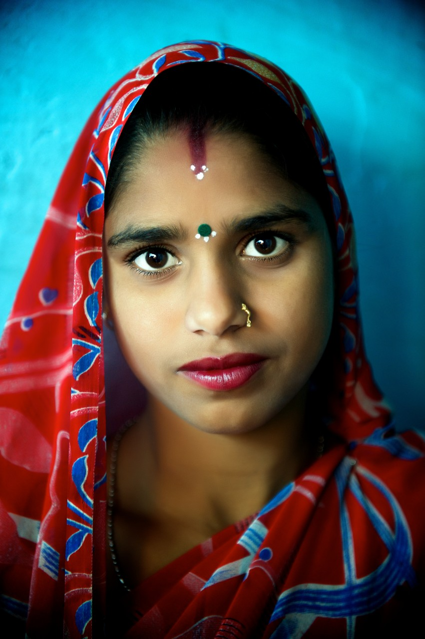 A Beauty In India 2 Color