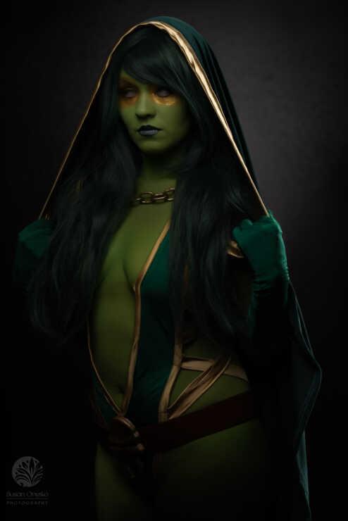Gamora Cosplay